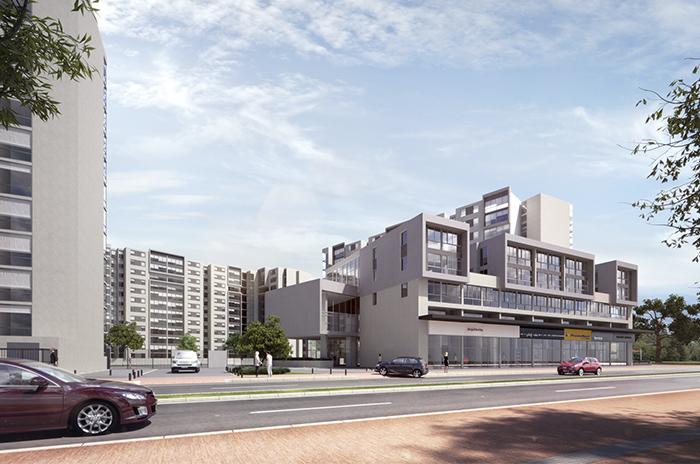 Oeste-de-granada-apartamentos-calle-80-portal-venta-vivienda-nueva-bogota-3-habitaciones-dos-baños-torortiz-casas-lotes-Render Exterior2
