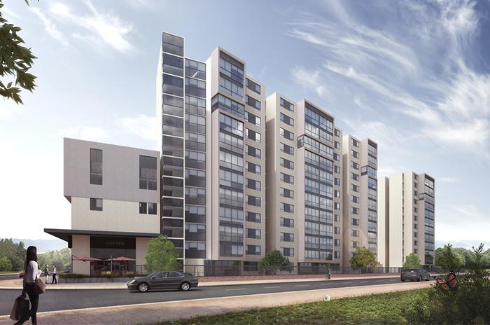 Oeste-de-granada-apartamentos-calle-80-portal-venta-vivienda-nueva-bogota-3-habitaciones-dos-baños-torortiz-casas-lotes-Render Exterior1