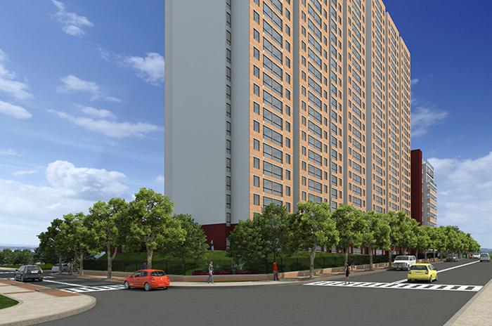 Torres-de-timiza-apartamentos-kennedy-nuevos-vivienda-de-interes-social-subsidio-vis-venta-vivienda-bogota-2-habitaciones-torortiz-casas-lotes-Render fachada exterior 2