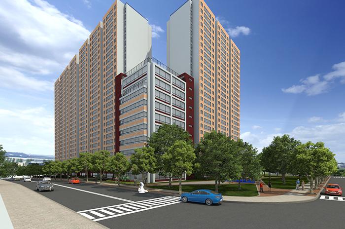 Torres-de-timiza-apartamentos-kennedy-nuevos-vivienda-de-interes-social-subsidio-vis-venta-vivienda-bogota-2-habitaciones-torortiz-casas-lotes-Render fachada exterior 1