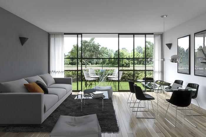 Oeste-de-granada-apartamentos-calle-80-portal-venta-vivienda-nueva-bogota-3-habitaciones-dos-baños-torortiz-casas-lotes-Render Exterior 1er piso