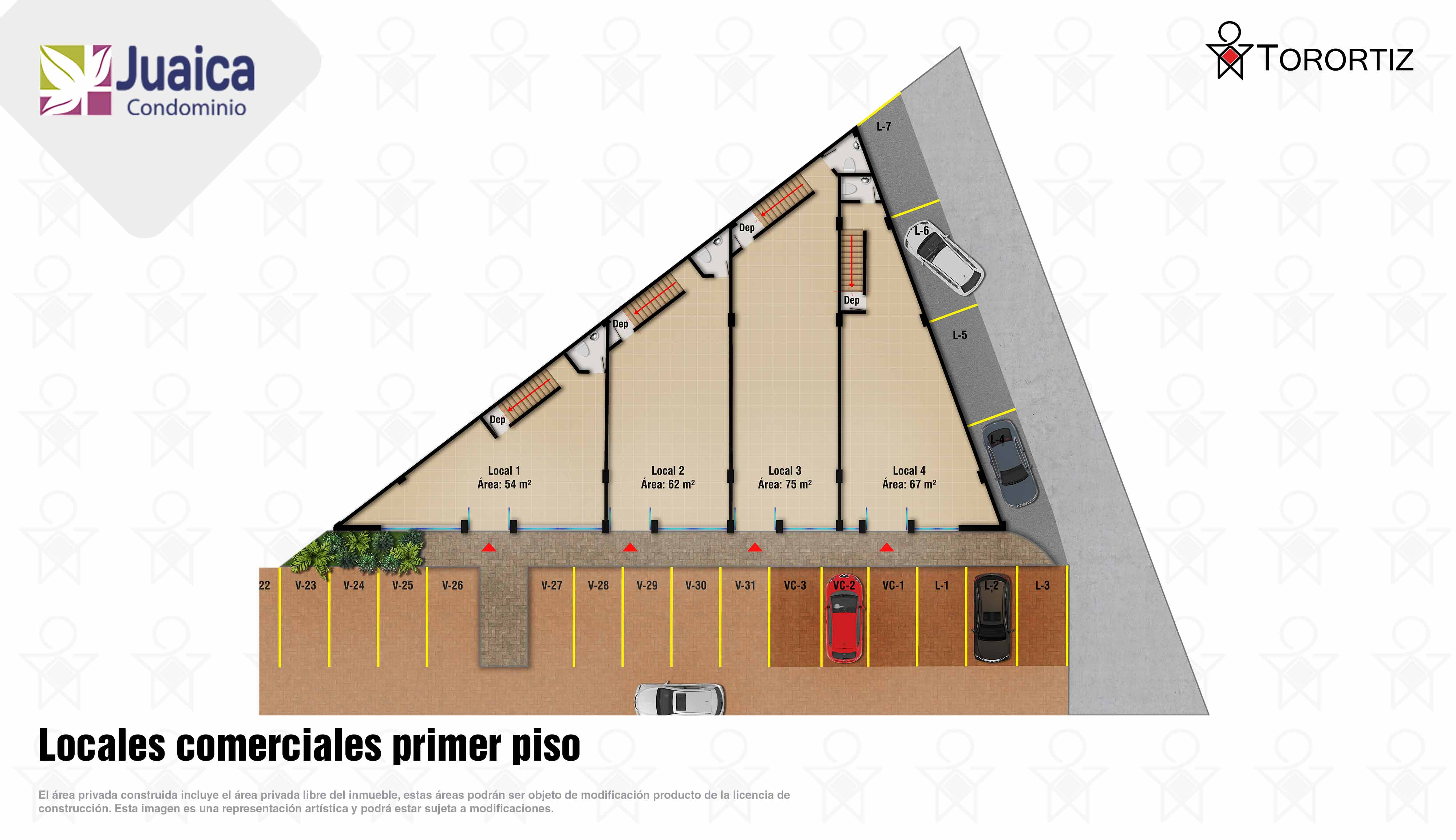 Juaica-condominio-locales-tenjo-calle-80-portal-venta-vivienda-nueva-cundinamarca-mezzanine-torortiz-casas-lotes-Locales comerciales primer piso