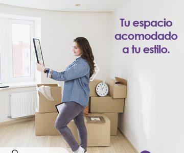 Cuatro tips prácticos para que tu apartamento luzca más grande
