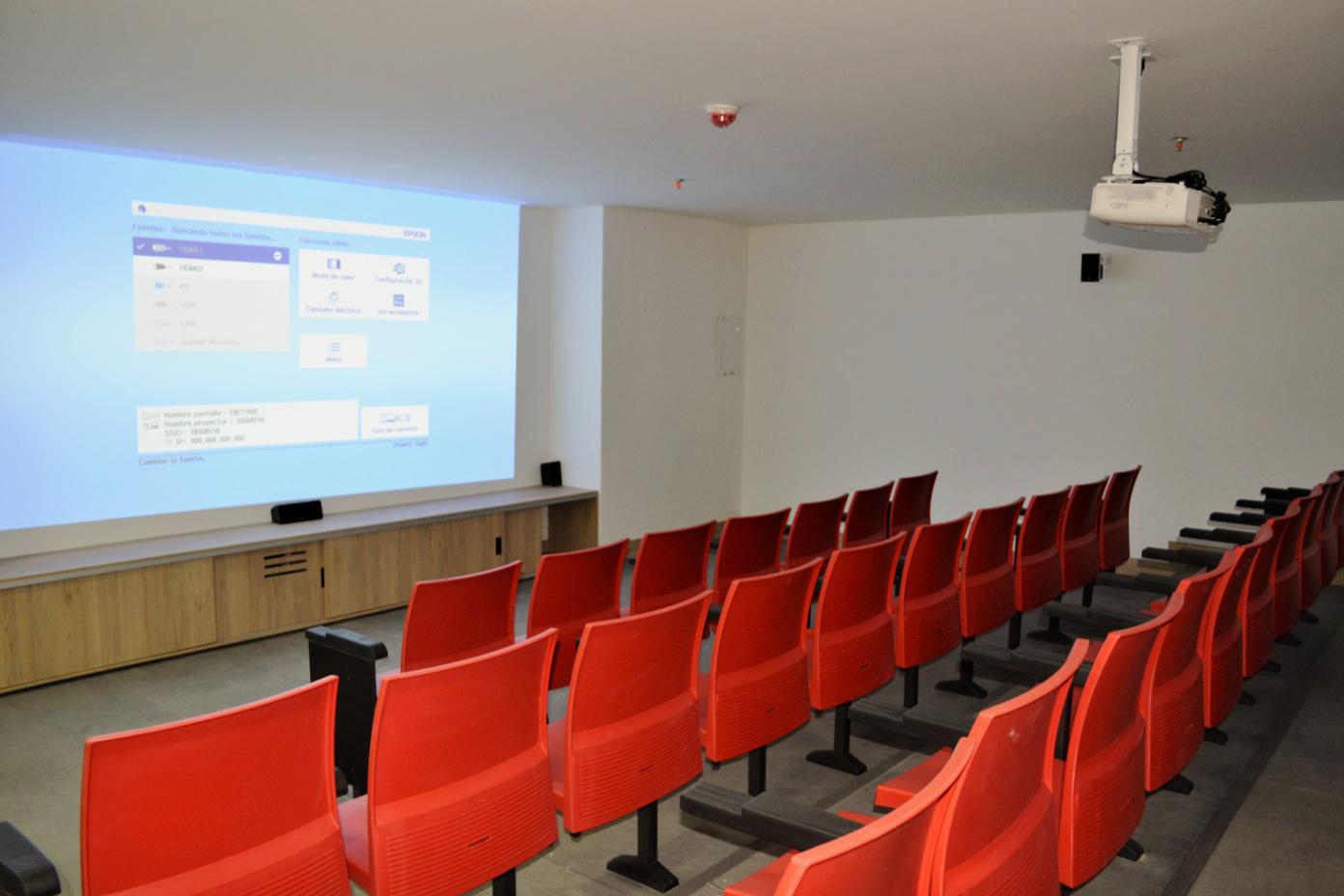 Auditorio Interactivo tipo cine - Club House - Torres de Timiza, apartamentos en venta, sector Kennedy, Bogotá, vivienda de interés social VIS, aplica subsidio